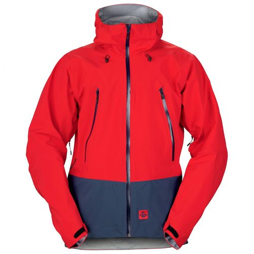 Sweet Protection Salvation Jacket Red Blue