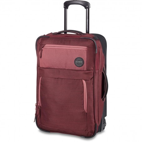 Dakine Status Roller 45L, burnt rose