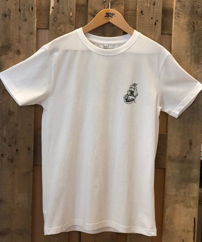 3SIXTY special edition T-Shirt Männer, white
