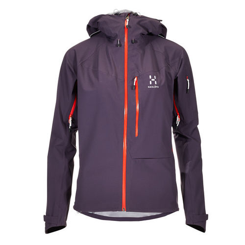 Haglöfs Touring Proof Jacket acai berry