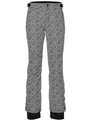 O'Neill Glamour Pant white aop/ black
