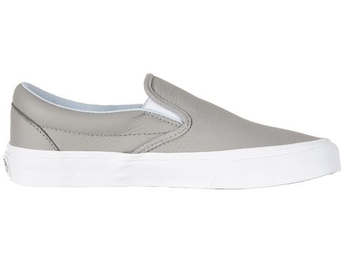 VANS Women Classic Slip-on, leather/oxford