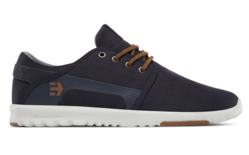 ETNIES Scout, Navy/ Gold
