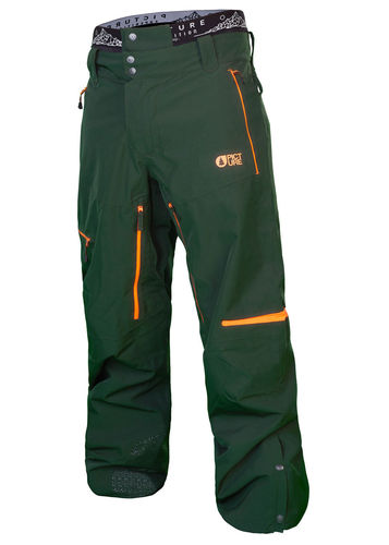 Picture Tracker Pant, dark green