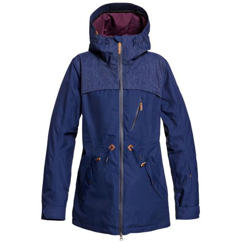 Roxy Stated Jacket, blue/aubergine