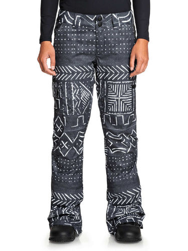 DC Cruiser Pant, black/white